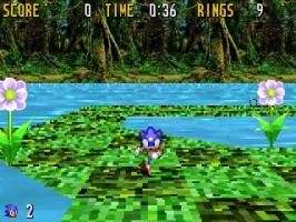 Sonic Mars Remake