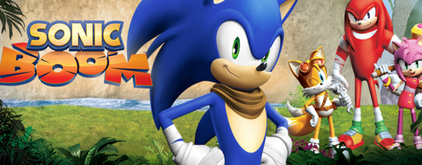 Sonic Boom Secondary Character Details Released