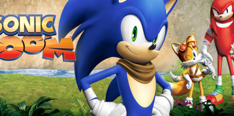 Sonic Boom Cartoon Debuts Autumn 2015 In Europe