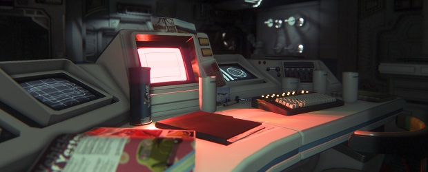 Alien Isolation Preview TSSZ