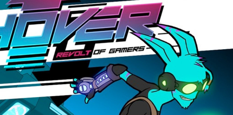 Hover: Revolt of Games Behind the Scenes Video Released