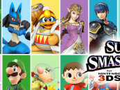 E3 2014 New Video: Super Smash Bros. 3DS Gameplay