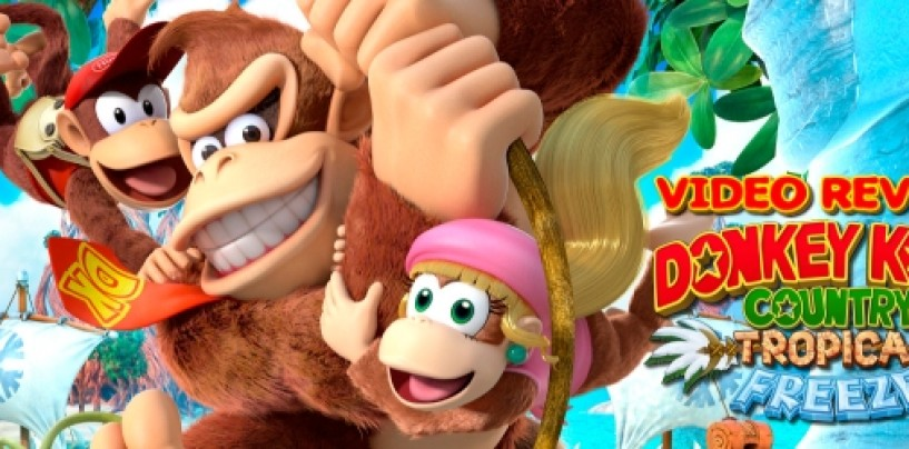 Video Review: Donkey Kong Country Tropical Freeze