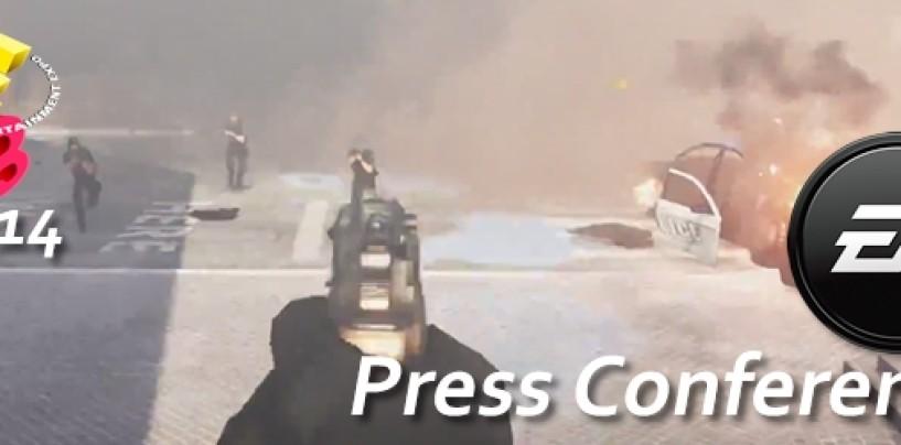 E3 2014: Electronic Arts Wrap-Up