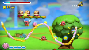 Kirby and the Rainbow Curse uses Canvas Curse as a very solid foundation.