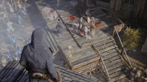 Assassin's Creed: Unity is just as intense and scenic as you'd expect.