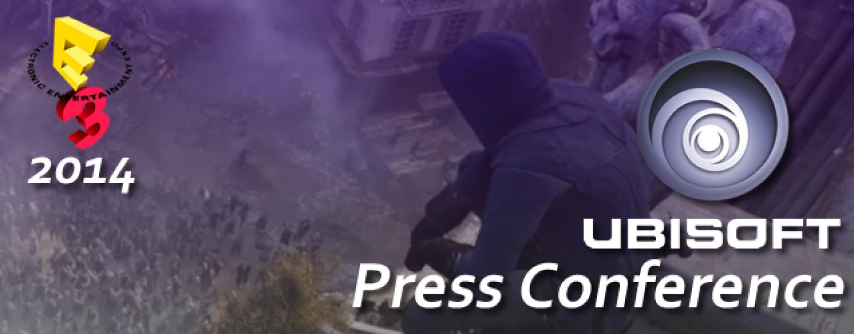 E3 2014: Ubisoft