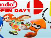We played Sonic Boom, Smash Bros and many more at Nintendo Open Day