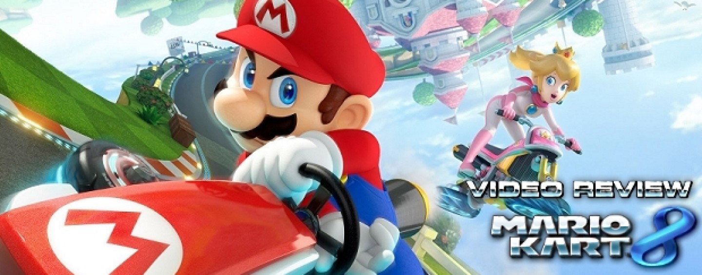 Video Review: Mario Kart 8 (Wii U)