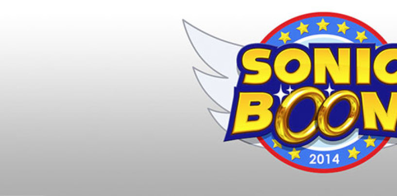 SEGA Uploads Sonic Boom Event Recap Video