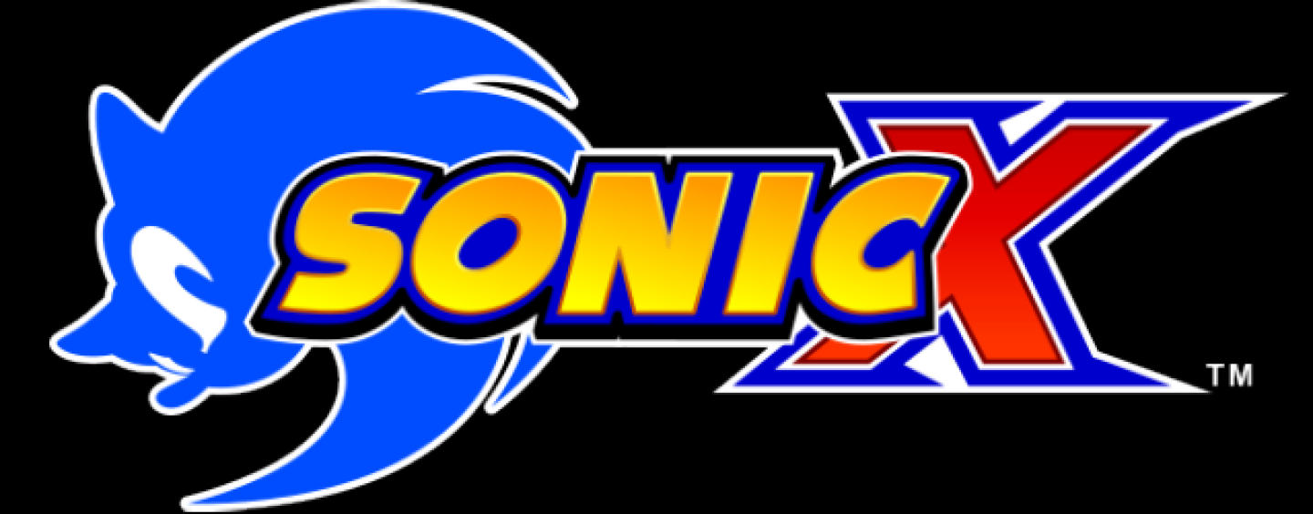 English Sonic X 1 & 2 DVD Collection Coming September 27th