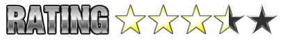Rating: 3 ½ Stars out of 5