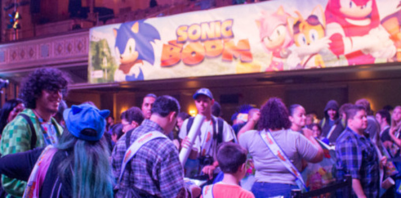 Sonic Boom NYC: A Narrative