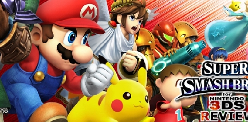 Review: Super Smash Bros. for 3DS