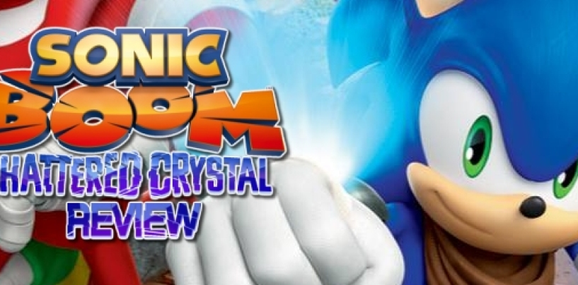 Review: Sonic Boom: Shattered Crystal (3DS)