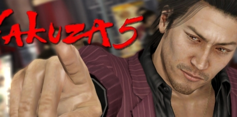 Yakuza 5 To Release In The West This Fall