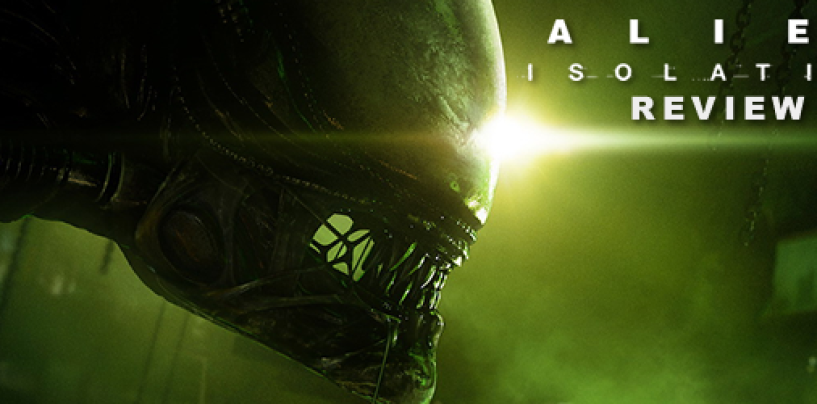 Review – Alien: Isolation