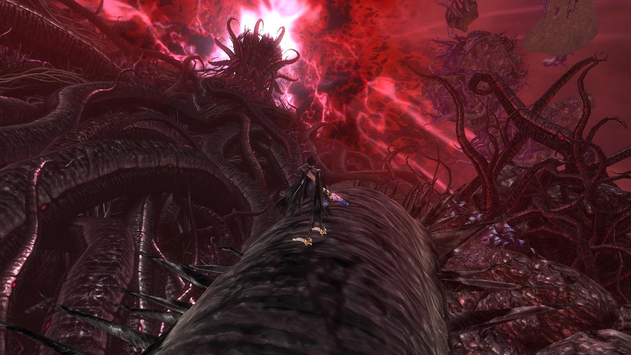 """Bayonetta visits """"Inferno."""""""