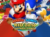 E3 2015: New Mario & Sonic Rio 2016 Trailer, Sticks Playable