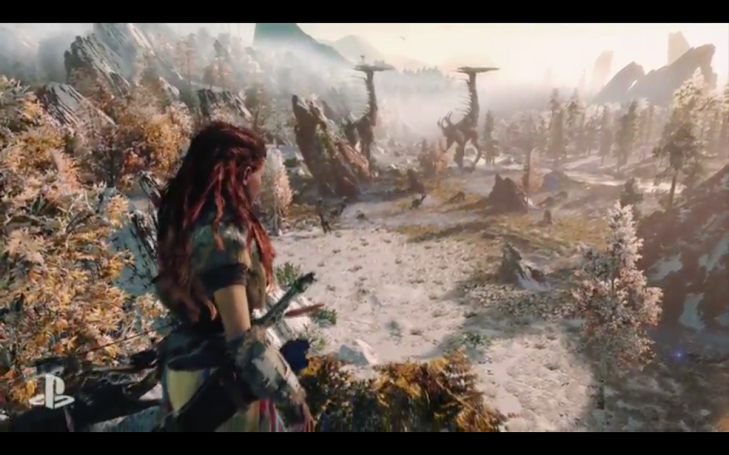 Horizon: Zero Dawn has the potential to be phenomenally original.