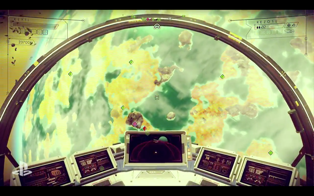 No Man's Sky is big beyond belief.