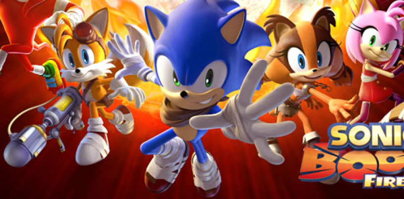 "Iizuka: ""Sonic Mach II Is The Working Title For Fire & Ice"""