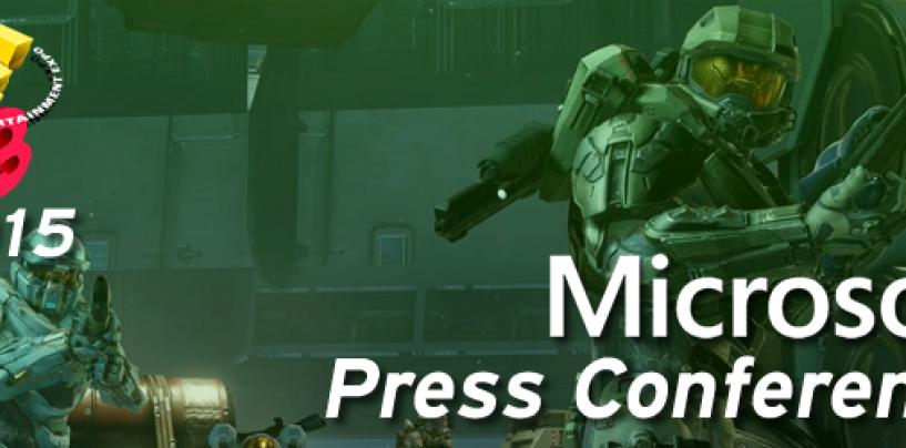 E3 2015: Microsoft