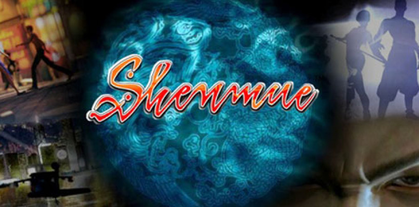 Suzuki Announces US Shenmue is Complete