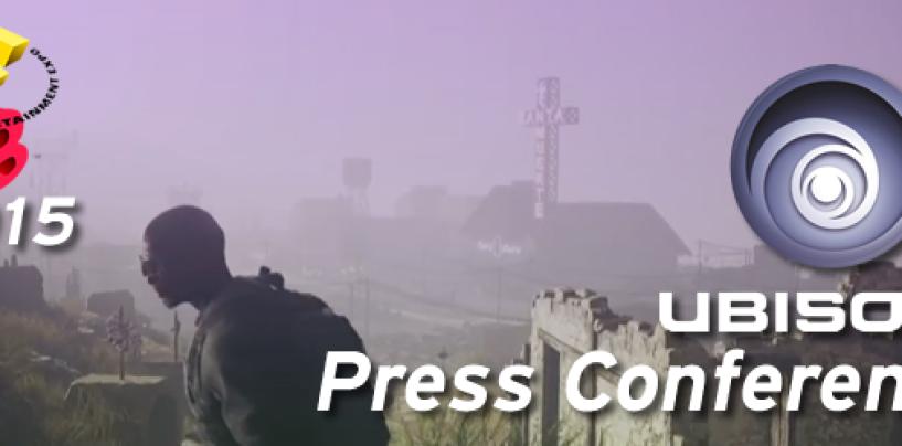 E3 2015: Ubisoft