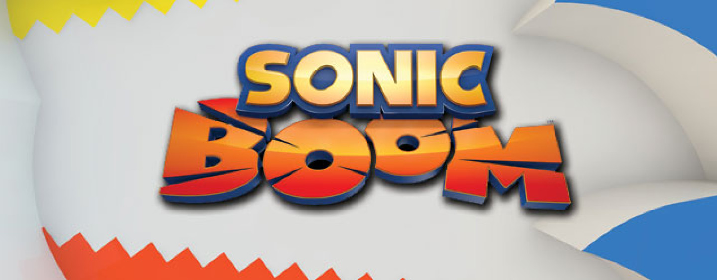 Sonic Boom Season 2 Confirmed At Trade Show