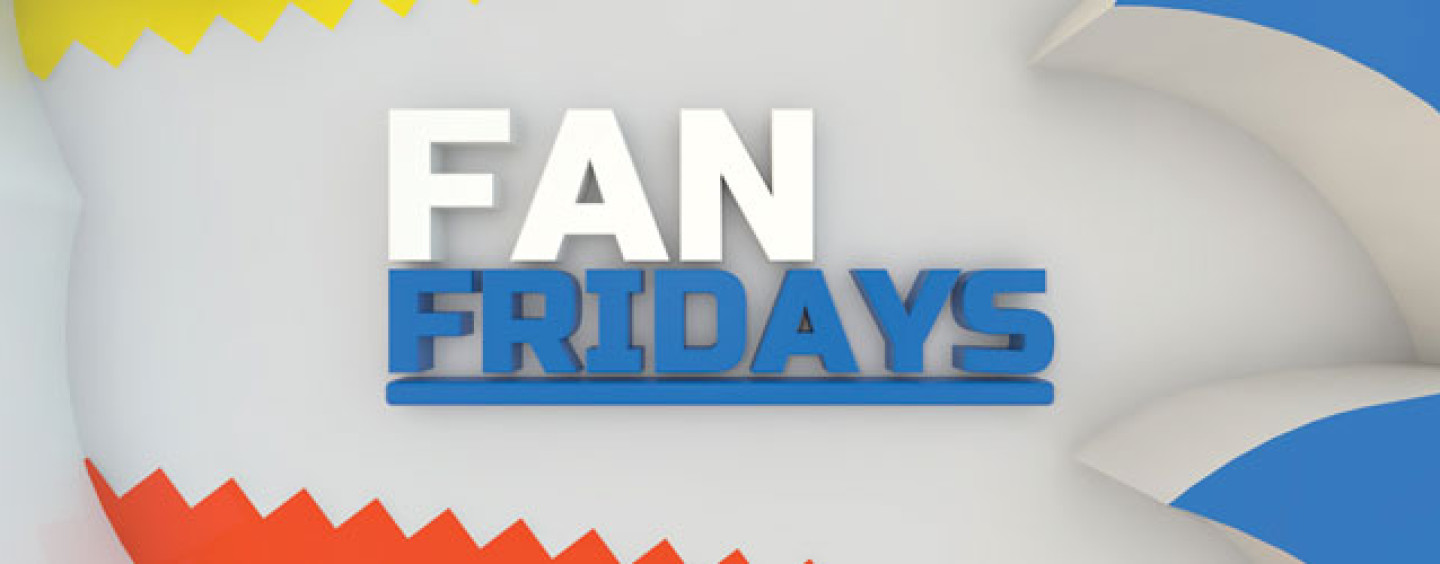 Fan Fridays: RadicalSoda