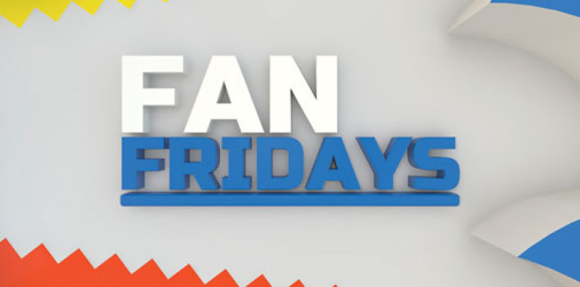 Fan Fridays Recap: July-December 2015