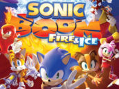 New Sonic Boom: Fire & Ice Plot & Gameplay Details Surface