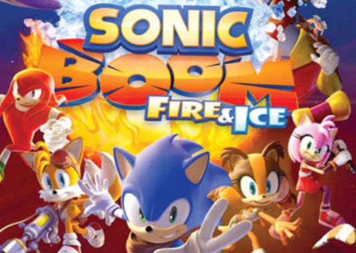Sonic Boom: Fire & Ice Launches in NA