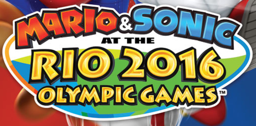 Mario & Sonic Rio 2016 To Release on 3DS March 18th