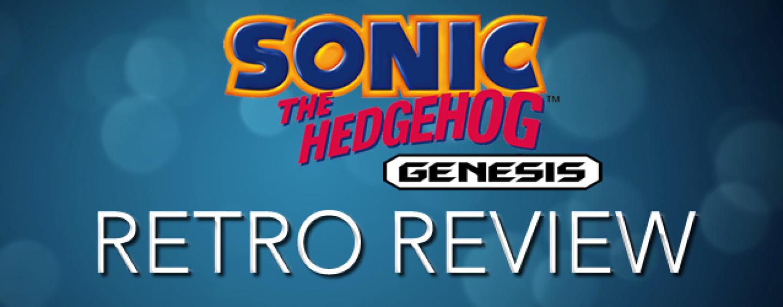 Retro Review: Sonic the Hedgehog Genesis