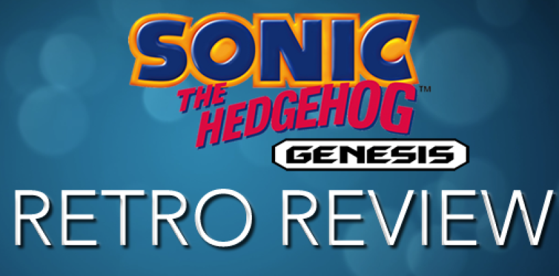 Retro Review: Sonic the Hedgehog Genesis
