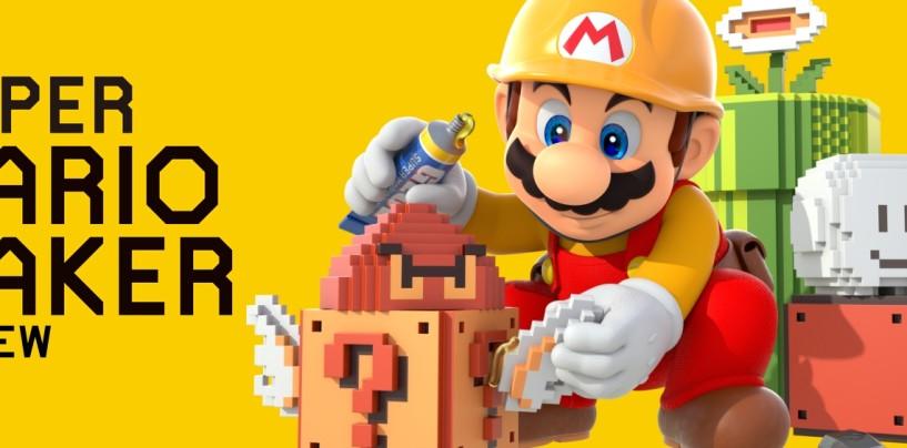 Review: Super Mario Maker (Wii U)