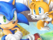 Fan Fridays: Sonic and Tails Art