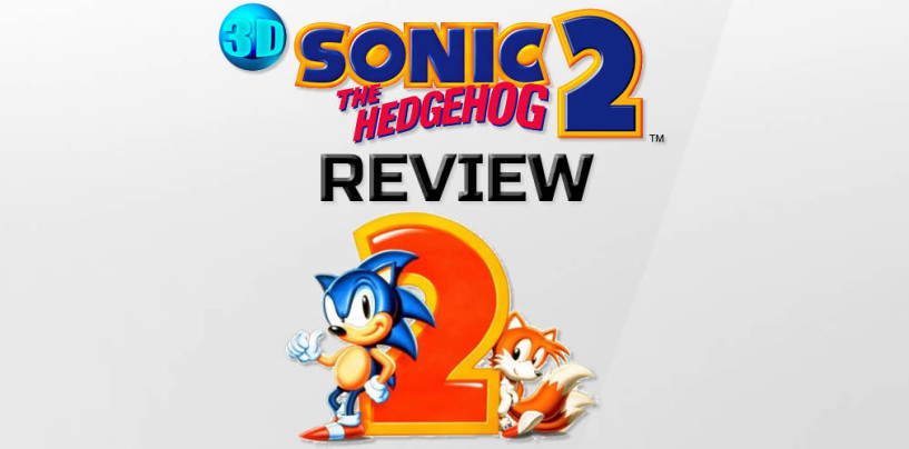 Review: 3D Sonic the Hedgehog 2