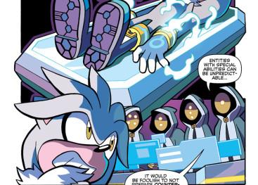 Sonic Universe #81