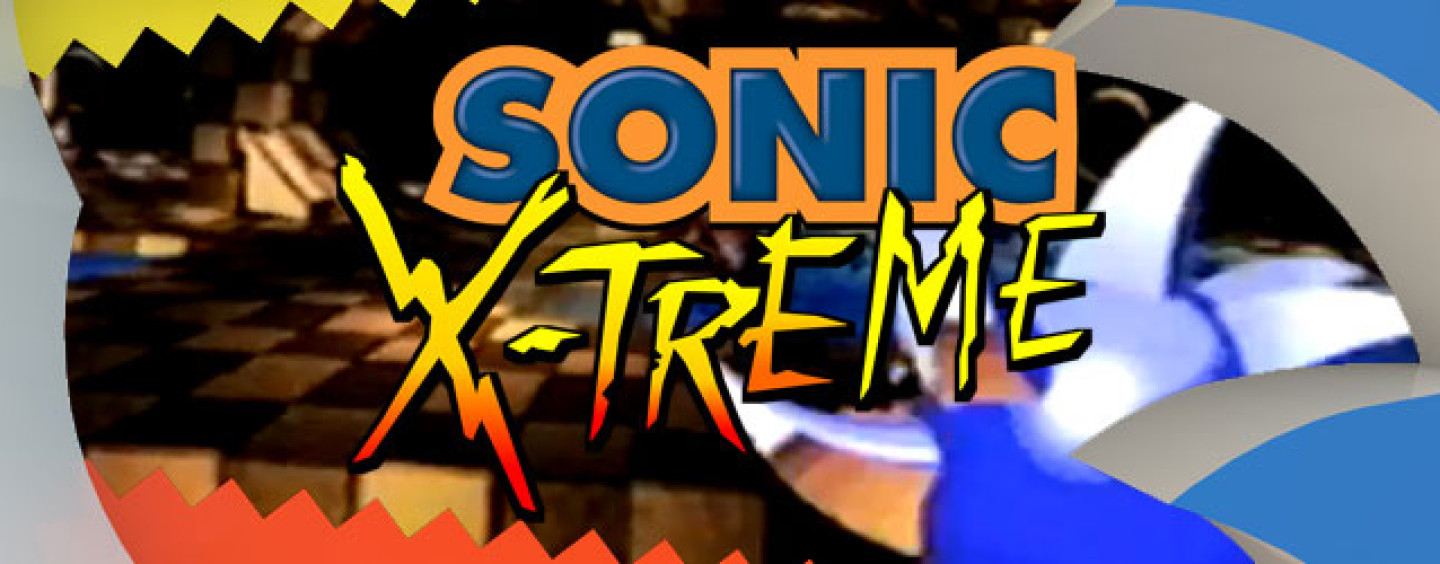 Major Find: Sonic X-Treme Game Music