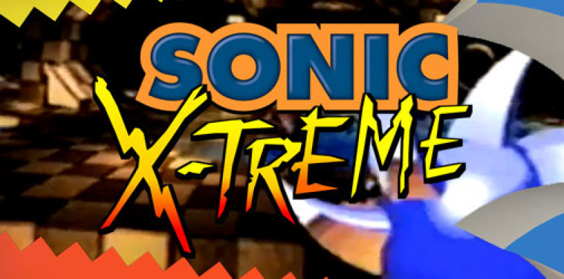 New Sonic X-Treme Level Editor Build Released