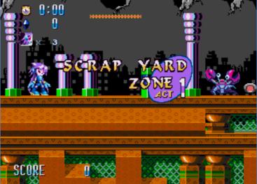 SHC 2015: Sonic X Freedom Planet