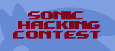 Sonic Hacking Contest 2018 Site Now Live