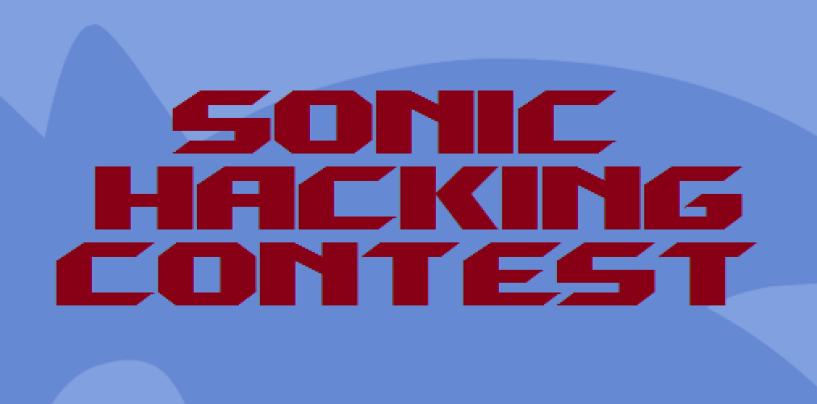 Sonic Hacking Contest 2018 Announced