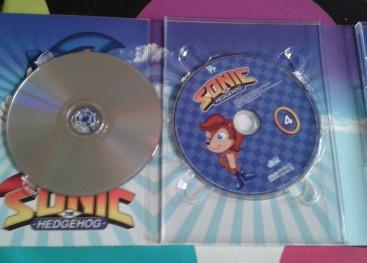 French SatAM DVD Box Set