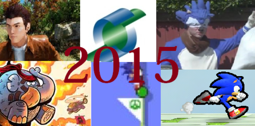 2015 – A Year In Supersonic Review