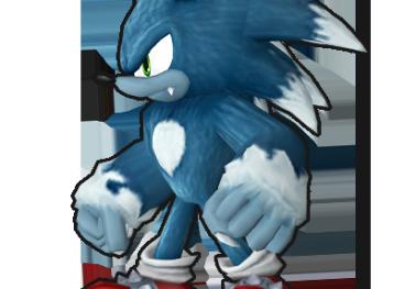 Sticks & Werehog In Sonic Runners
