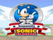 Amazon congratules Sonic 25th's with a video
